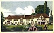 Community House - Longview, Washington WA Postcard