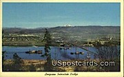 Longview Interstate Bridge - Washington WA Postcard