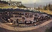 Eaglemount Rockeries - Junction of Washington Postcards, Washington WA Postcard