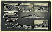 Campbeltown, WA Postcard      ;      Campbeltown, Washington