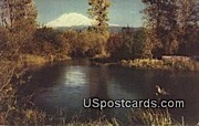 Mount Adams, Washington Postcard     ;      Mount Adams, WA