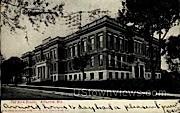 High School - Appleton, Wisconsin WI Postcard