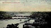 Water Power - Appleton, Wisconsin WI Postcard