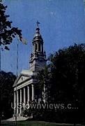 Lawrence College Memorial Chapel - Appleton, Wisconsin WI Postcard