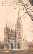 Lutheran Church - Appleton, Wisconsin WI Postcard
