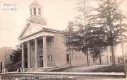 Court House - Dodgeville, Wisconsin WI Postcard