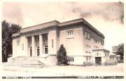 Masonic Temple - Dodgeville, Wisconsin WI Postcard