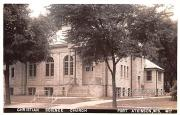 Christian Science Church - Fort Atkinson, Wisconsin WI Postcard