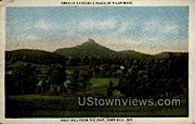 Holy Hill From the East - Wisconsin WI Postcard