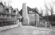 Fox and Hounds Inn - Holy Hill, Wisconsin WI Postcard