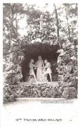 10th Station Statue - Holy Hill, Wisconsin WI Postcard