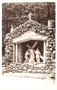 Simon Helps Christ Carry his Cross - Holy Hill, Wisconsin WI Postcard