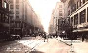 Wisconsin Avenue - MIlwaukee Postcard