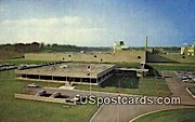 Nestle Chocolate Factory - Burlington, Wisconsin WI Postcard