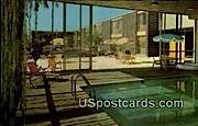 Clayton House Motel - Racine, Wisconsin WI Postcard