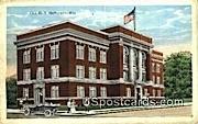 City Hall - Sheboygan, Wisconsin WI Postcard