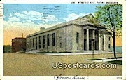 Memorial Hall - Racine, Wisconsin WI Postcard