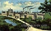 Genuine Horlick's Malted Milk - Racine, Wisconsin WI Postcard