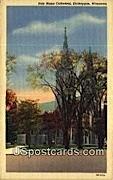 Holy Name Cathedral - Sheboygan, Wisconsin WI Postcard