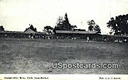 Park Association - Dodgeville, Wisconsin WI Postcard