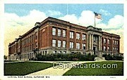 Central High School - Superior, Wisconsin WI Postcard