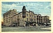 Conway Hotel - Appleton, Wisconsin WI Postcard