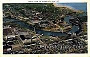 Sheboygan, Wisconsin     ;     Sheboygan, WI Postcard