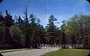 Evergreen Park - Sheboygan, Wisconsin WI Postcard