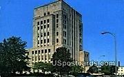 Court House - Racine, Wisconsin WI Postcard