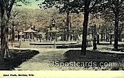 East Park - Racine, Wisconsin WI Postcard