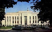 Outagamie County Court House - Appleton, Wisconsin WI Postcard