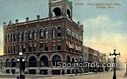 First National Bank Building - Wausau, Wisconsin WI Postcard