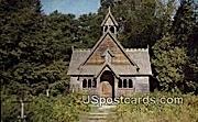 Boyington Chapel - Baileys Harbor, Wisconsin WI Postcard