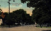 East College Ave - Appleton, Wisconsin WI Postcard