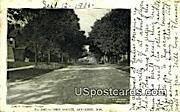 John Street - Appleton, Wisconsin WI Postcard