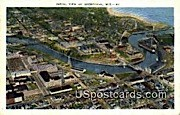 Sheboygan, WI     ;     Sheboygan, Wisconsin Postcard