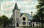 ME Church - Sheboygan, Wisconsin WI Postcard