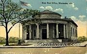 New Post Office - Waukesha, Wisconsin WI Postcard