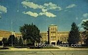 High School, Appleton - Wisconsin WI Postcard