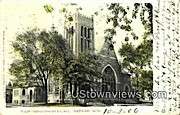 First Presbyterian Church - Neenah, Wisconsin WI Postcard