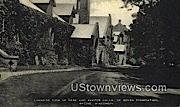Kemper Halls, De Koven Foundation - Racine, Wisconsin WI Postcard