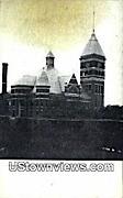 Court House - Wausau, Wisconsin WI Postcard