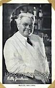 Billy Goodreau - Mercer, Wisconsin WI Postcard