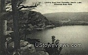 Palisades, Devil's Lake - Wisconsin State Park Postcards, Wisconsin WI Postcard