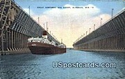 Great Northern Ore Docks - Superior, Wisconsin WI Postcard