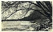 University of Wisconsin - Lake Mendota Postcard