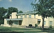 Jason Downer Commons, Lawrence University - Appleton, Wisconsin WI Postcard