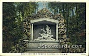 Eleventh Station of the Way of the Cross - Holy Hill, Wisconsin WI Postcard