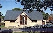 Door County Museum - Sturgeon Bay, Wisconsin WI Postcard