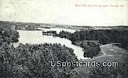 Spring Lake - Palmyra, Wisconsin WI Postcard